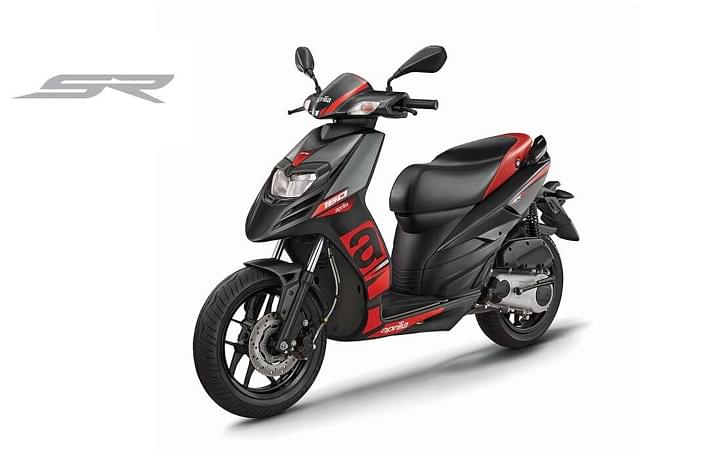 aprilia sr 160 abs bs6 price in india