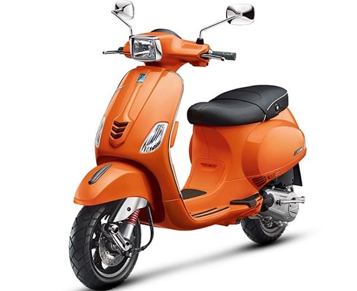 vespa sxl vxl 125 bs6 price in india notte 125