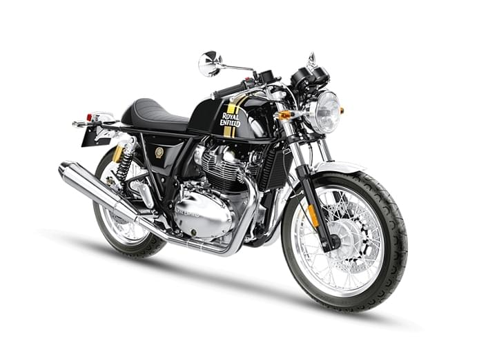 2020 Royal Enfield Continental GT 650 BS6 Review