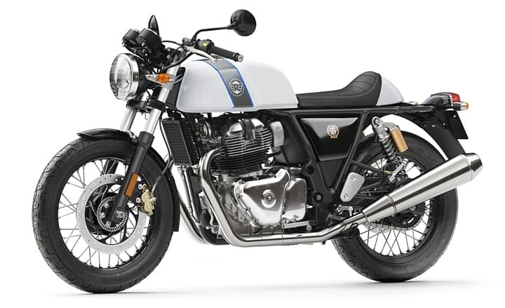 2020 Royal Enfield Continental GT 650 BS6 vs Interceptor 650
