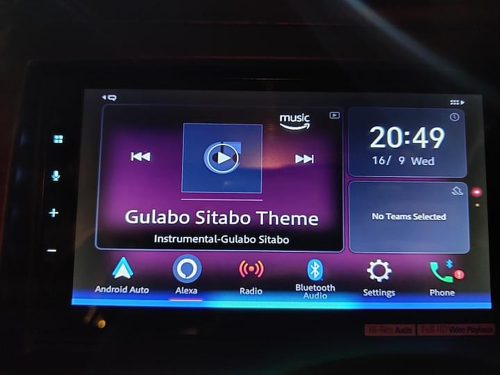 Pioneer DMH-Z6350BT Review Wireless Android Auto