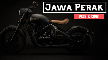 2020 Jawa Perak BS6 Pros And Cons - How Good Is It?